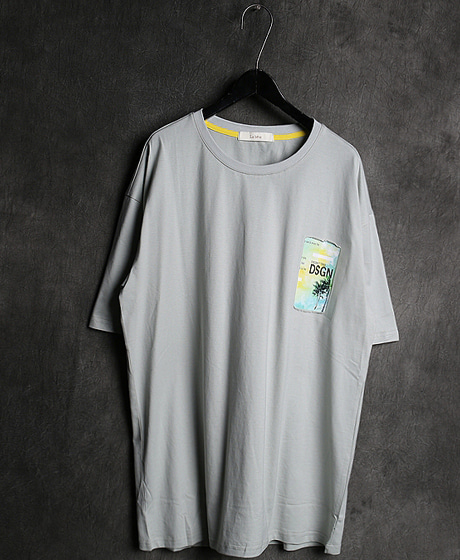 T-13062TREE PRINTING T-SHIRT트리 프린팅 티셔츠Color : 2 colorMaterial : cotton
