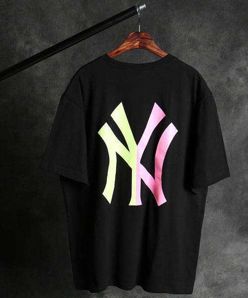 T-15915NY neon short-sleeved shirt