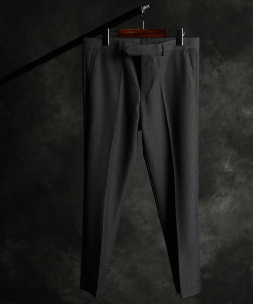 P-9795basic slacks pants